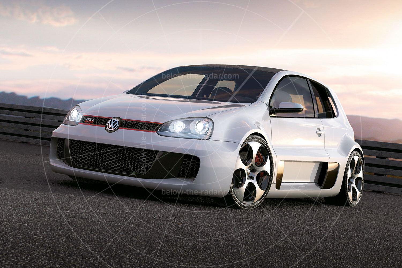 Volkswagen Golf W12