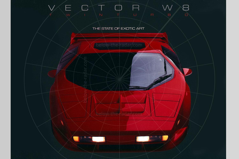 Vector W8 Pic: magiccarpics.co.uk   Vector W8