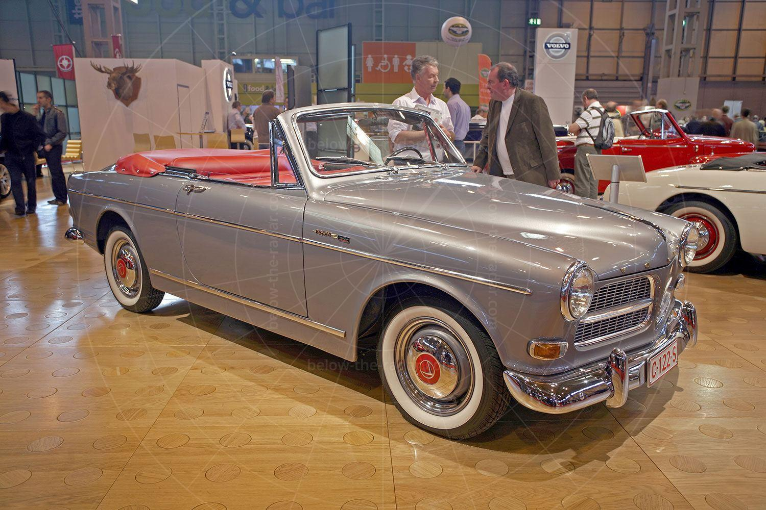 Volvo Amazon cabriolet by Jacques Coune Pic: magiccarpics.co.uk | Volvo Amazon cabriolet by Jacques Coune