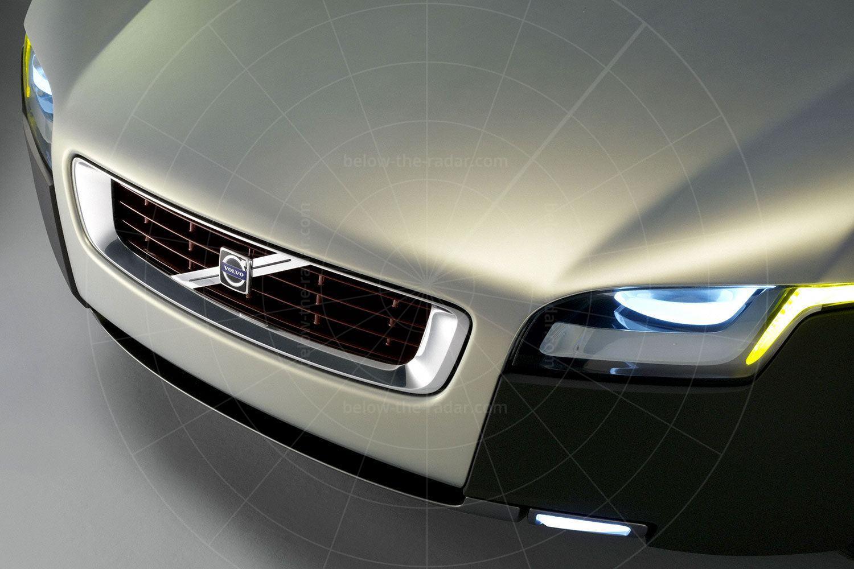 Volvo YCC lighting Pic: Volvo | Volvo YCC lighting