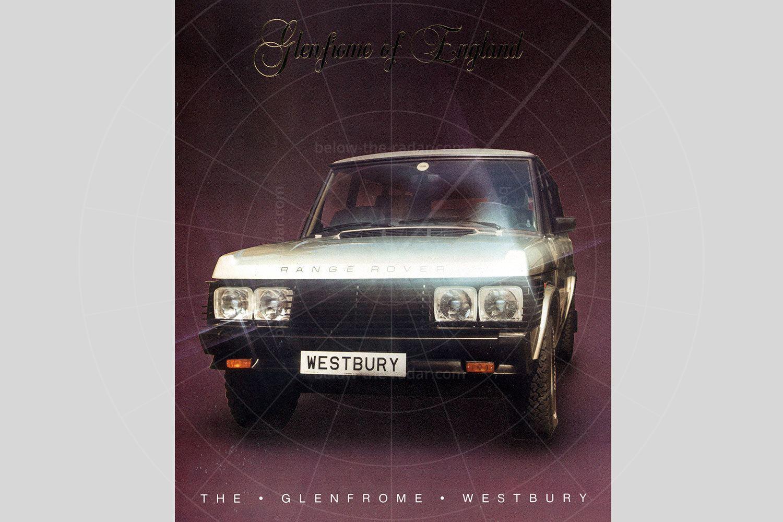 Glenfrome Westbury brochure Pic: magiccarpics.co.uk | Glenfrome Westbury brochure