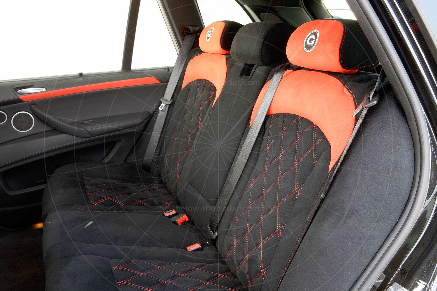 G-Power X6 M Typhoon interior Pic: G-Power | G-Power X6 M Typhoon interior