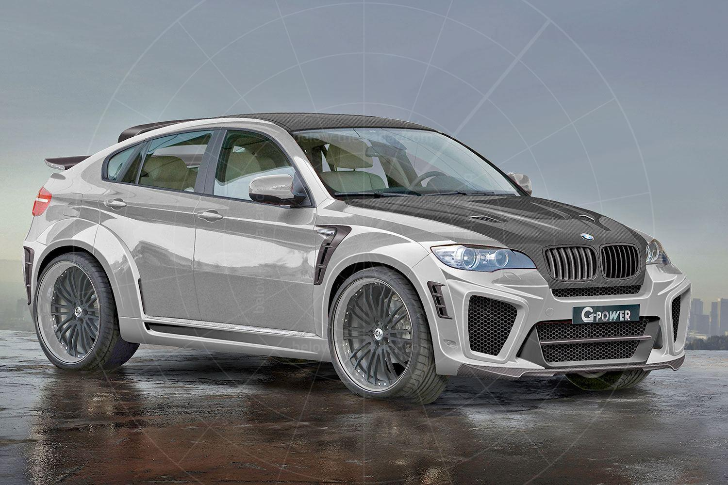 G-Power X6 M Typhoon RS V10 Pic: G-Power | G-Power X6 M Typhoon RS V10