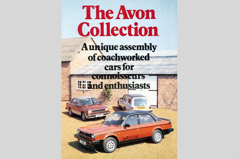 The Avon Triumph Acclaim brochure Pic: magiccarpics.co.uk | The Avon Triumph Acclaim brochure