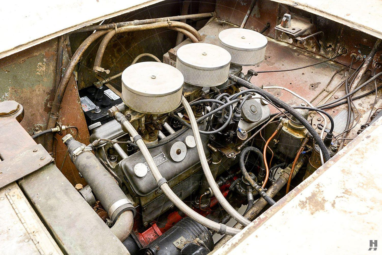 BMW-Veritas SP90 Spohn roadster engine bay Pic: Hyman Ltd   BMW-Veritas SP90 Spohn roadster engine bay