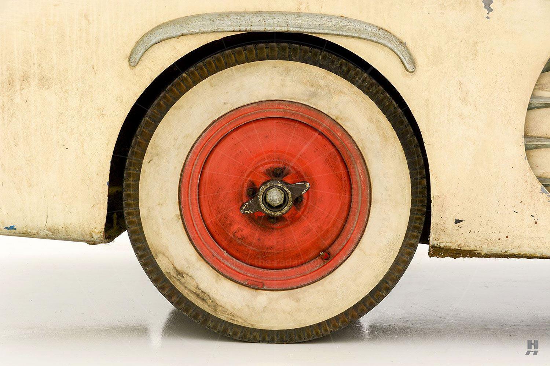 BMW-Veritas SP90 Spohn roadster wheel Pic: Hyman Ltd   BMW-Veritas SP90 Spohn roadster wheel