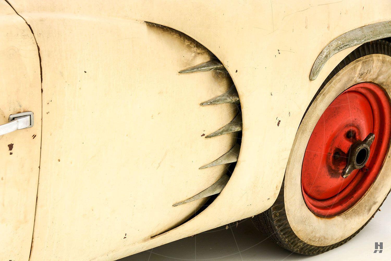 BMW-Veritas SP90 Spohn roadster air vent Pic: Hyman Ltd   BMW-Veritas SP90 Spohn roadster air vent
