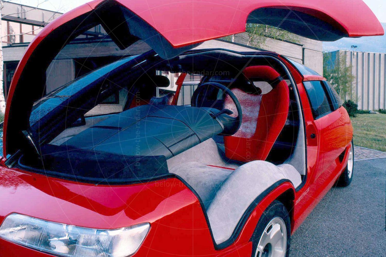 Bertone Genesis Pic: magiccarpics.co.uk | Bertone Genesis