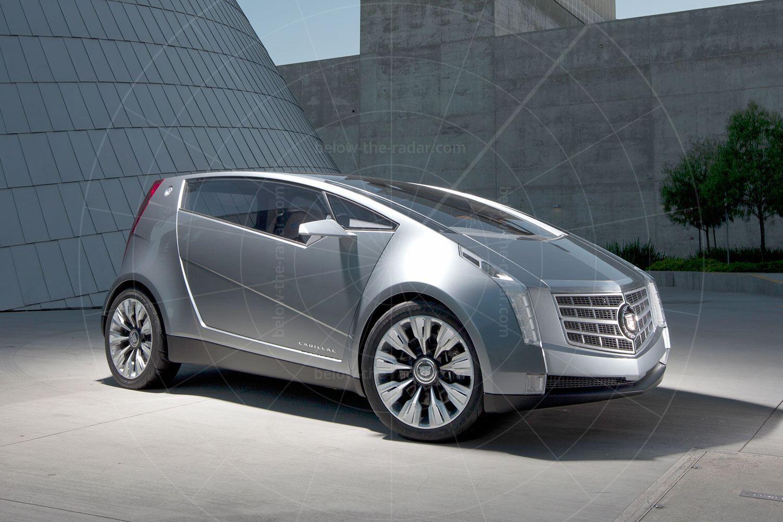 Cadillac Urban Luxury Concept Pic: GM   Cadillac Urban Luxury Concept