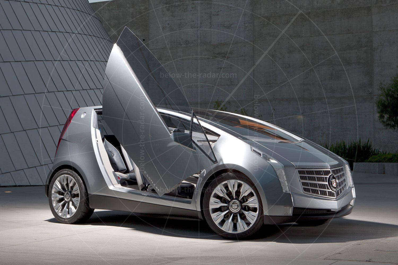 Cadillac's pint-sized Urban Luxury | Cadillac Urban Luxury Concept