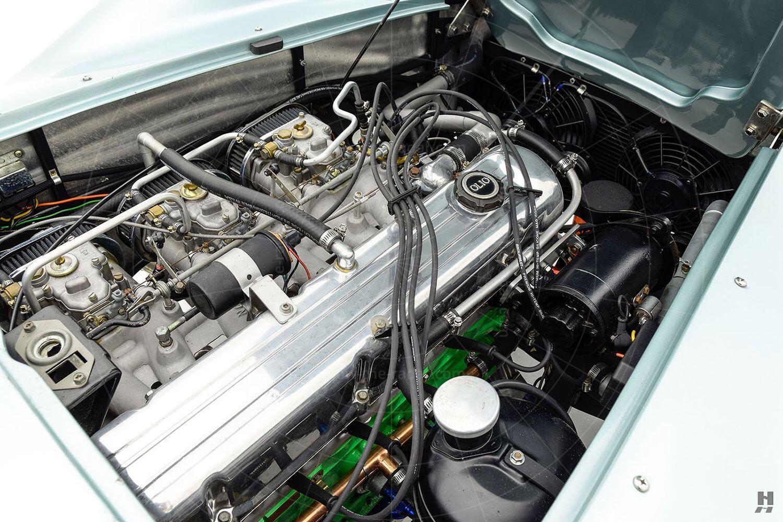 Damilla Special - engine bay Pic: Hyman Ltd | Damilla Special - engine bay