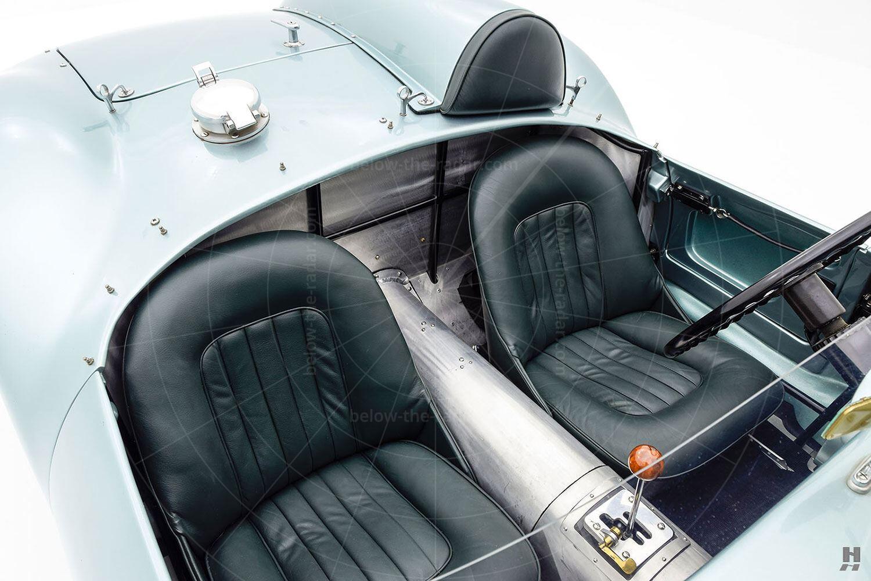 Damilla Special - seats Pic: Hyman Ltd | Damilla Special - seats