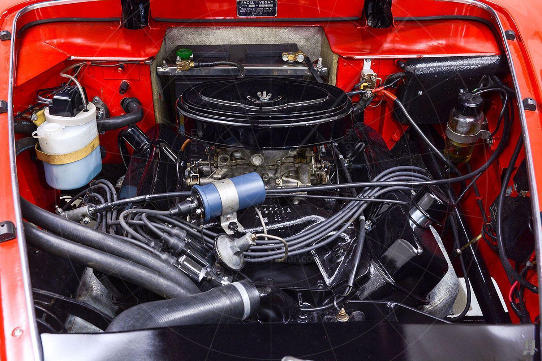 Facel Vega HK500 engine bay Pic: Hyman Ltd | Facel Vega HK500 engine bay