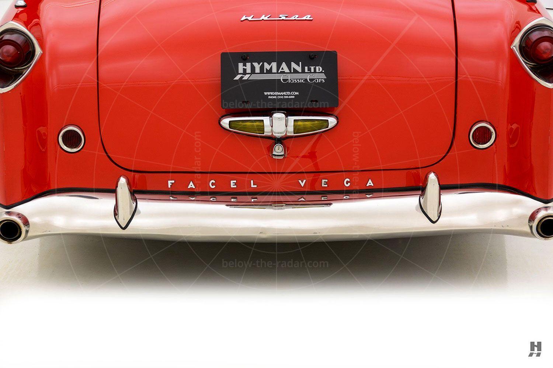 Facel Vega HK500 Pic: Hyman Ltd | Facel Vega HK500