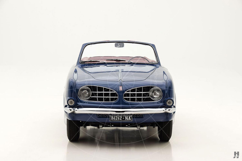 Fiat 1100 cabriolet by Allemano