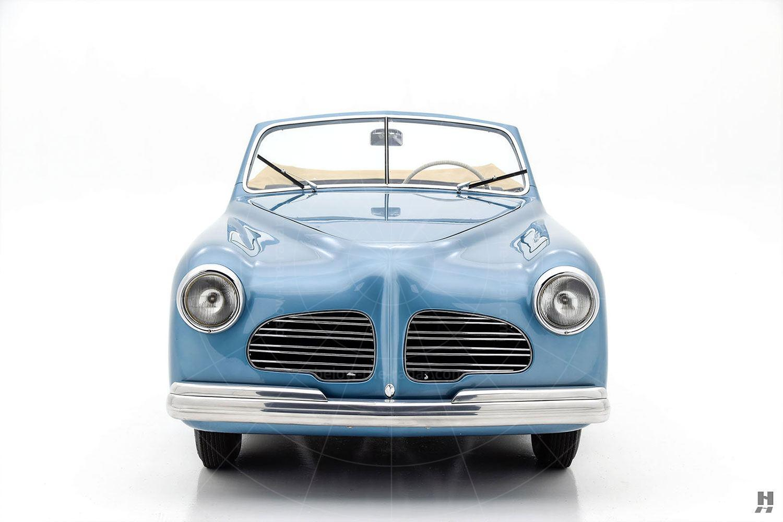Fiat 1100 cabriolet by Pinin Farina