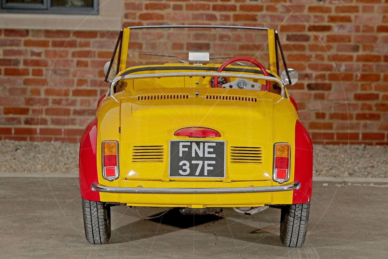 Fiat Gamine Pic: magiccarpics.co.uk | Fiat Gamine