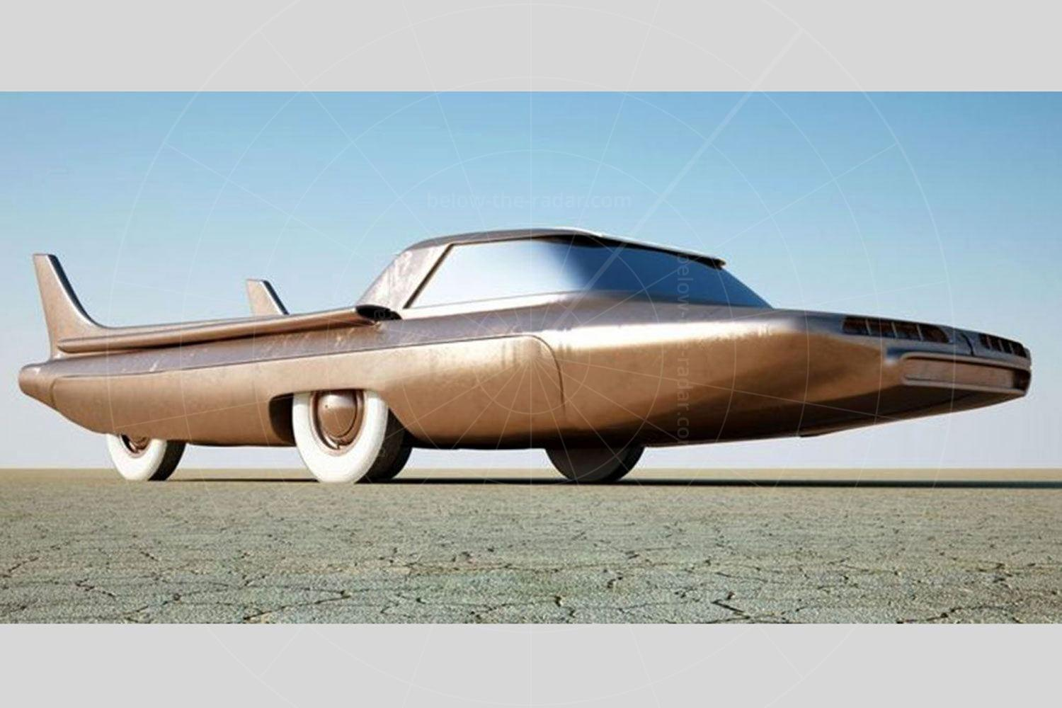 Ford Nucleon concept Pic: Ford | Ford Nucleon concept