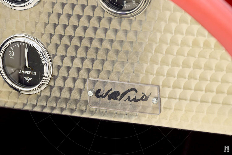 Glasspar G2 dashboard Pic: Hyman Ltd | Glasspar G2 dashboard