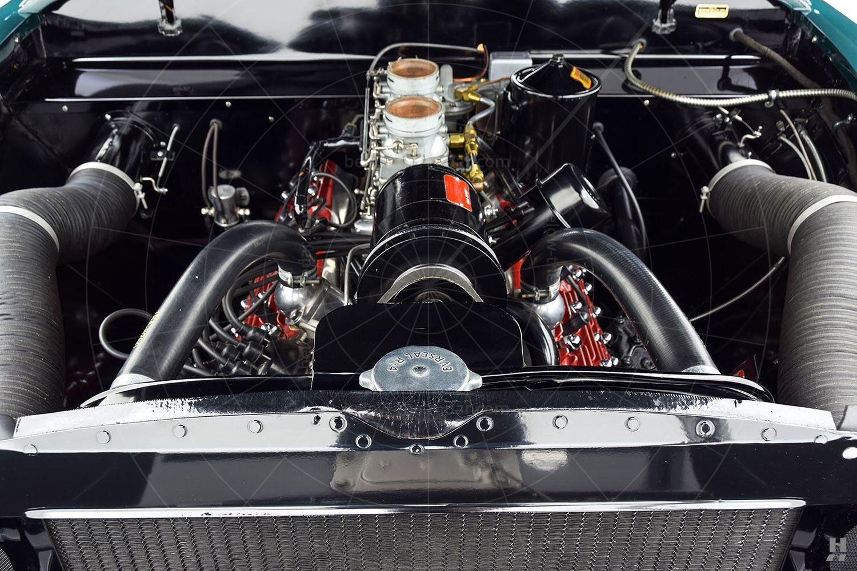 Kurtis Sports Car engine bay Pic: Hyman Ltd | Kurtis Sports Car engine bay