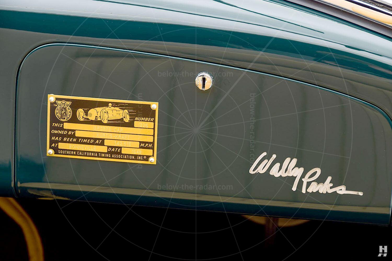 Kurtis Sports Car dashboard Pic: Hyman Ltd | Kurtis Sports Car dashboard