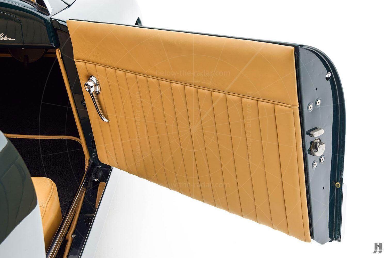 Kurtis Sports Car door trim Pic: Hyman Ltd | Kurtis Sports Car door trim
