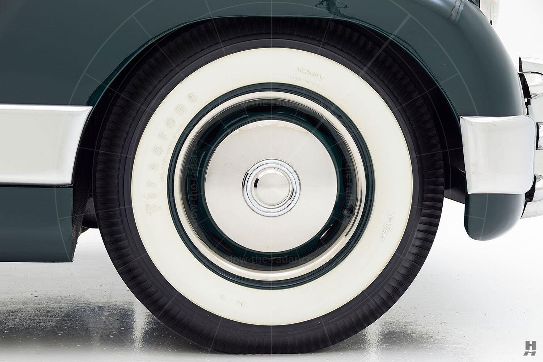 Kurtis Sports Car front wheel Pic: Hyman Ltd | Kurtis Sports Car front wheel