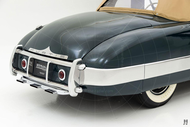 Kurtis Sports Car Pic: Hyman Ltd | Kurtis Sports Car