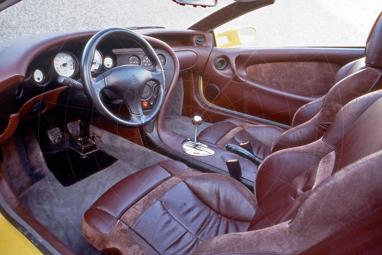Lamborghini Cala interior Pic: magiccarpics.co.uk | Lamborghini Cala interior