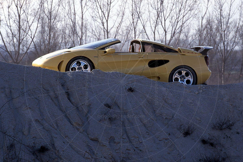 Lamborghini Cala Pic: magiccarpics.co.uk | Lamborghini Cala