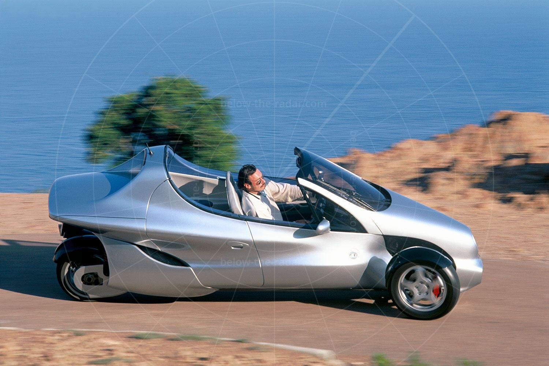 Mercedes F300 Life-Jet Pic: Mercedes-Benz | Mercedes F300 Life-Jet