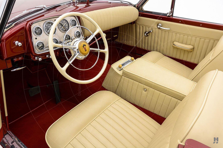 Muntz Jet interior Pic: Hyman Ltd | Muntz Jet interior