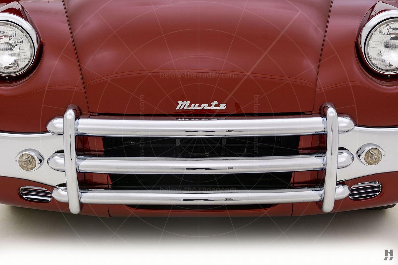 Muntz Jet grille Pic: Hyman Ltd | Muntz Jet grille