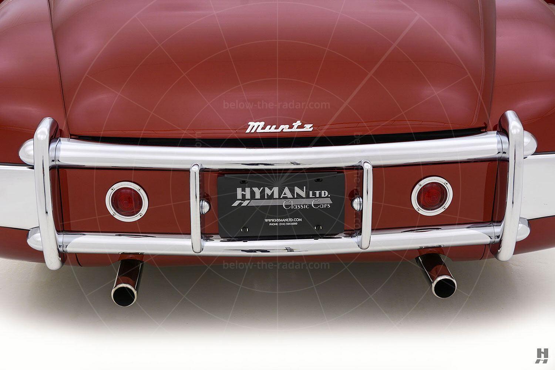 Muntz Jet Pic: Hyman Ltd | Muntz Jet
