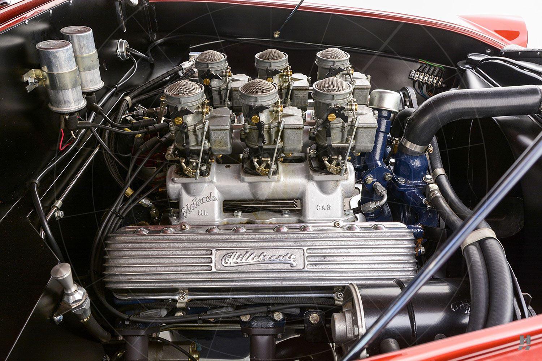 Muntz Jet engine bay Pic: Hyman Ltd | Muntz Jet engine bay
