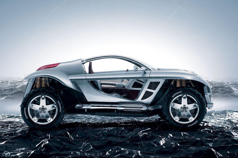 Peugeot Hoggar Pic: Peugeot   Peugeot Hoggar