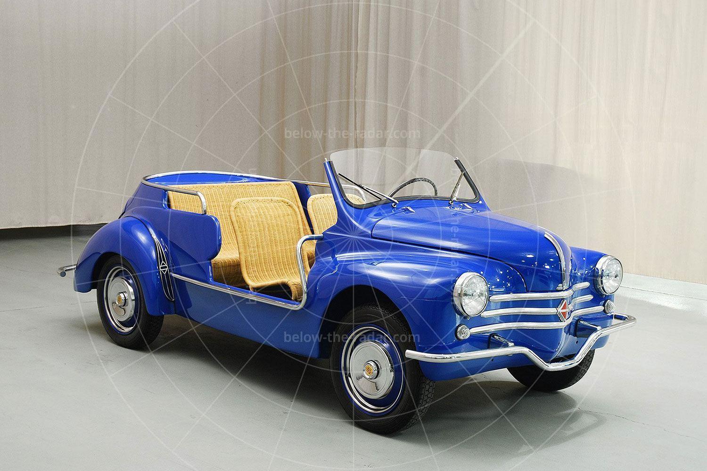 Renault 4CV Jolly
