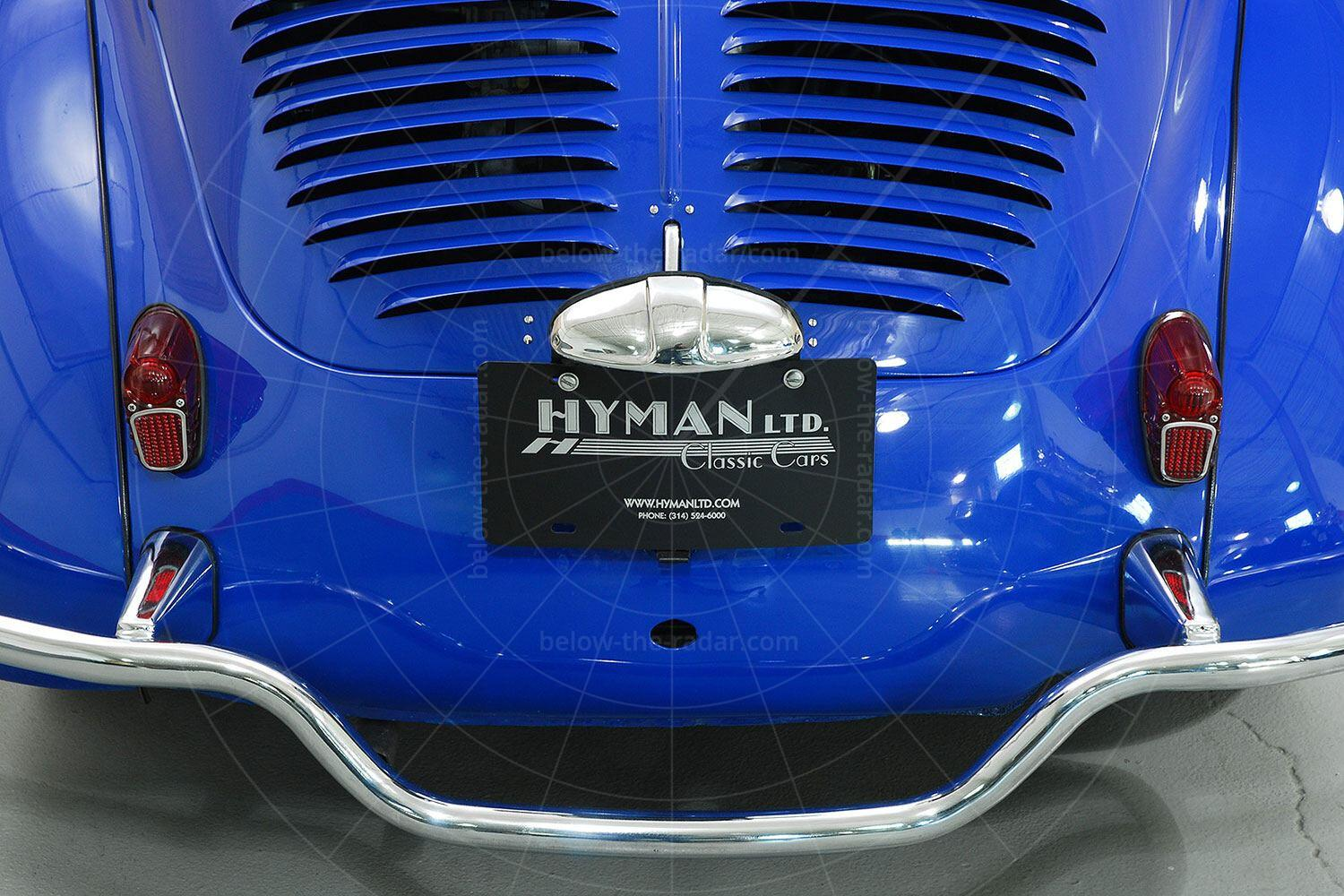 Renault 4CV Jolly Pic: Hyman Ltd | Renault 4CV Jolly