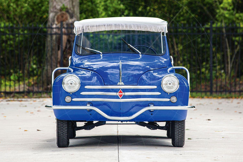 Renault 4CV Jolly Pic: RM Sotheby's   Renault 4CV Jolly