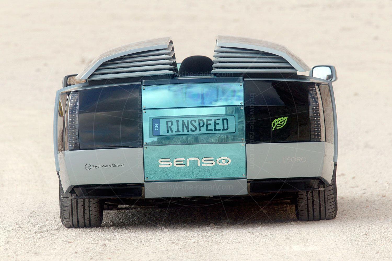 Rinspeed Senso Pic: Rinspeed | Rinspeed Senso