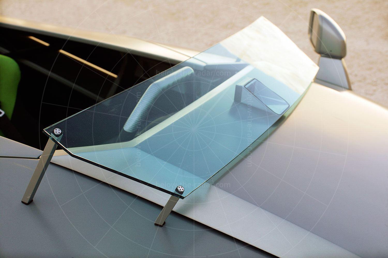 Rinspeed Senso aeroscreen Pic: Rinspeed | Rinspeed Senso aeroscreen