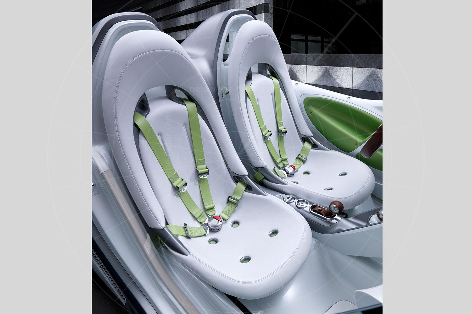 Smart ForSpeed concept seats Pic: Smart | Smart ForSpeed concept seats