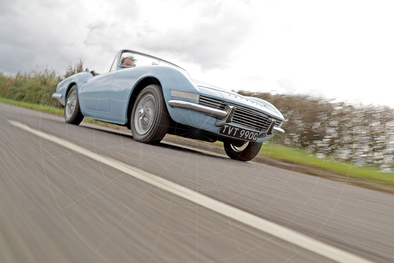 Triumph Fury Pic: magiccarpics.co.uk | Triumph Fury