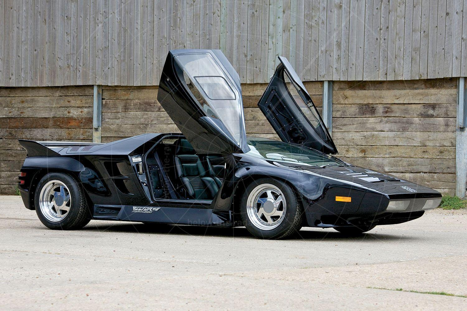Vector W8 Pic: RM Sotheby's   Vector W8