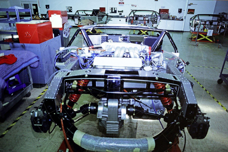 Vector W8 Pic: magiccarpics.co.uk   Vector W8 production