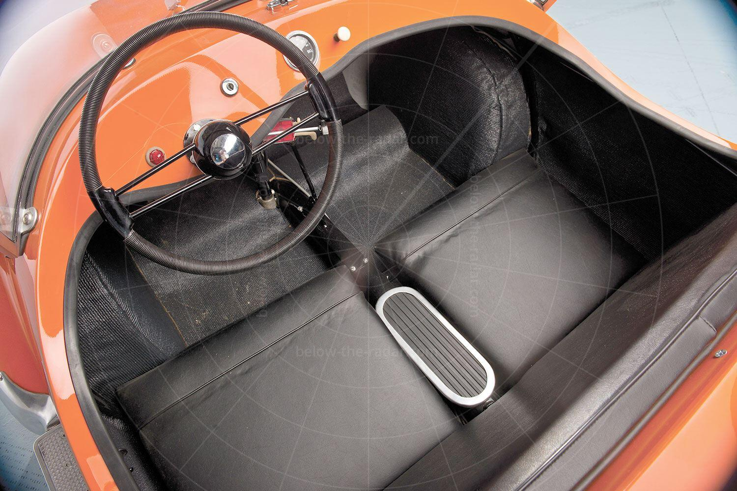 Avolette Record Deluxe interior Pic: RM Sotheby's | Avolette Record Deluxe interior