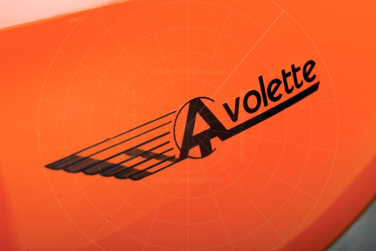 Avolette Record Deluxe decal Pic: RM Sotheby's | Avolette Record Deluxe decal
