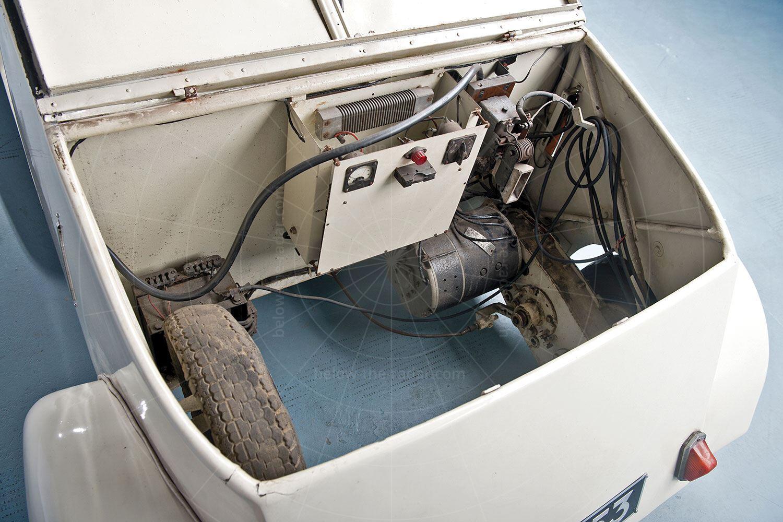 BMA Hazelcar rear-mounted motor Pic: RM Sotheby's | BMA Hazelcar rear-mounted motor