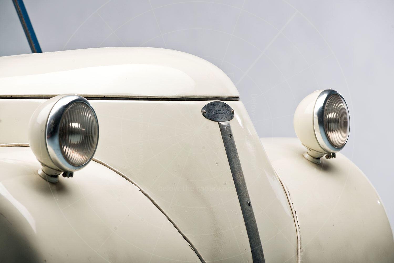 BMA Hazelcar nose Pic: RM Sotheby's | BMA Hazelcar nose