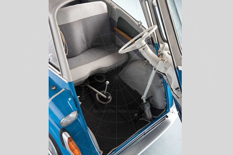 BMW 600 interior Pic: RM Sotheby's | BMW 600 interior